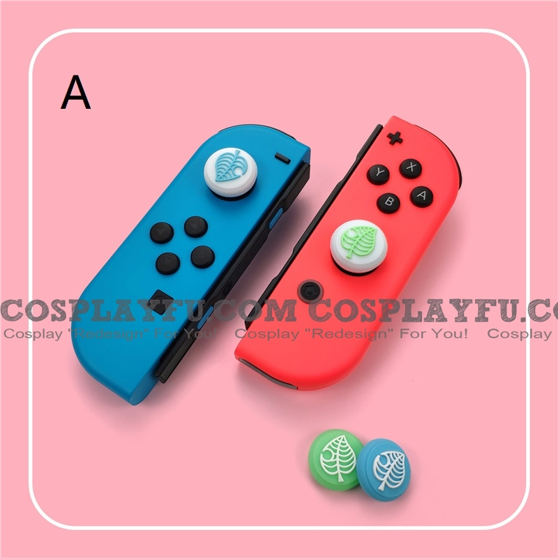Nintendo Switch Thumb Grips Caps Cover (For Switch Switch-Lite Joycon) (81520)