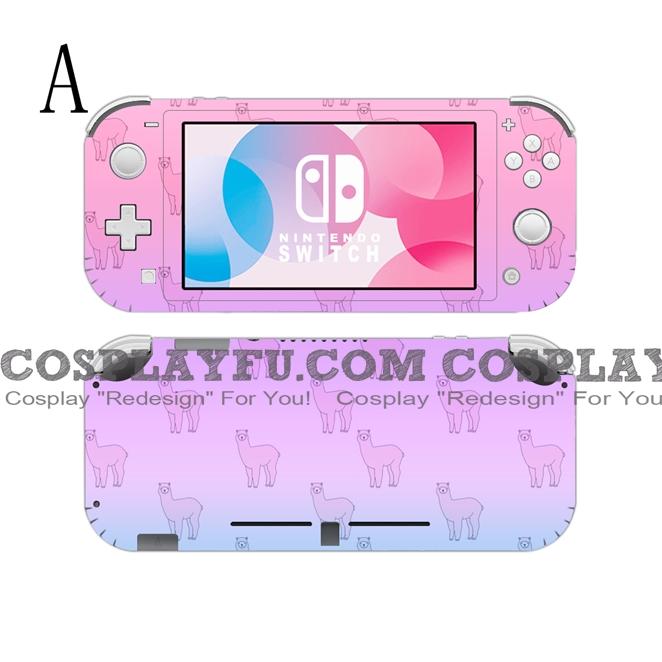 Lite Skin Alpaca - Nintendo Switch Lite Decal NS Skin Sticker (81552)