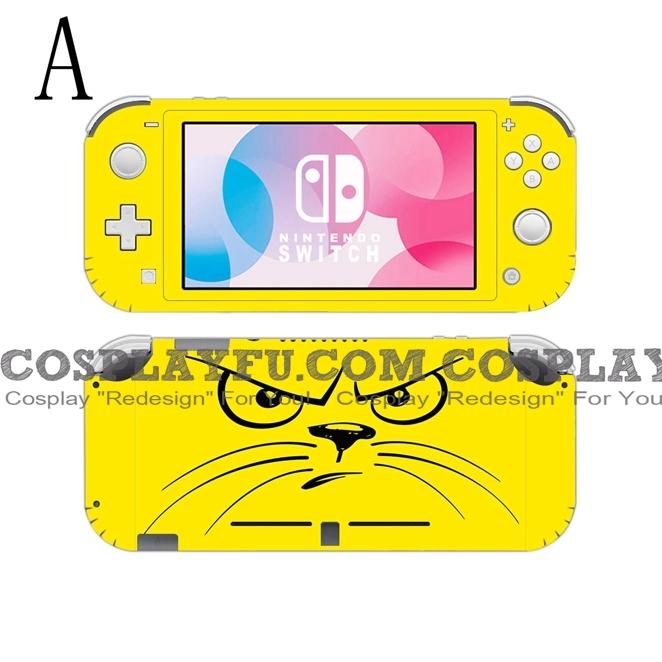 Lite Skin Cat - Nintendo Switch Lite Decal NS Skin Sticker