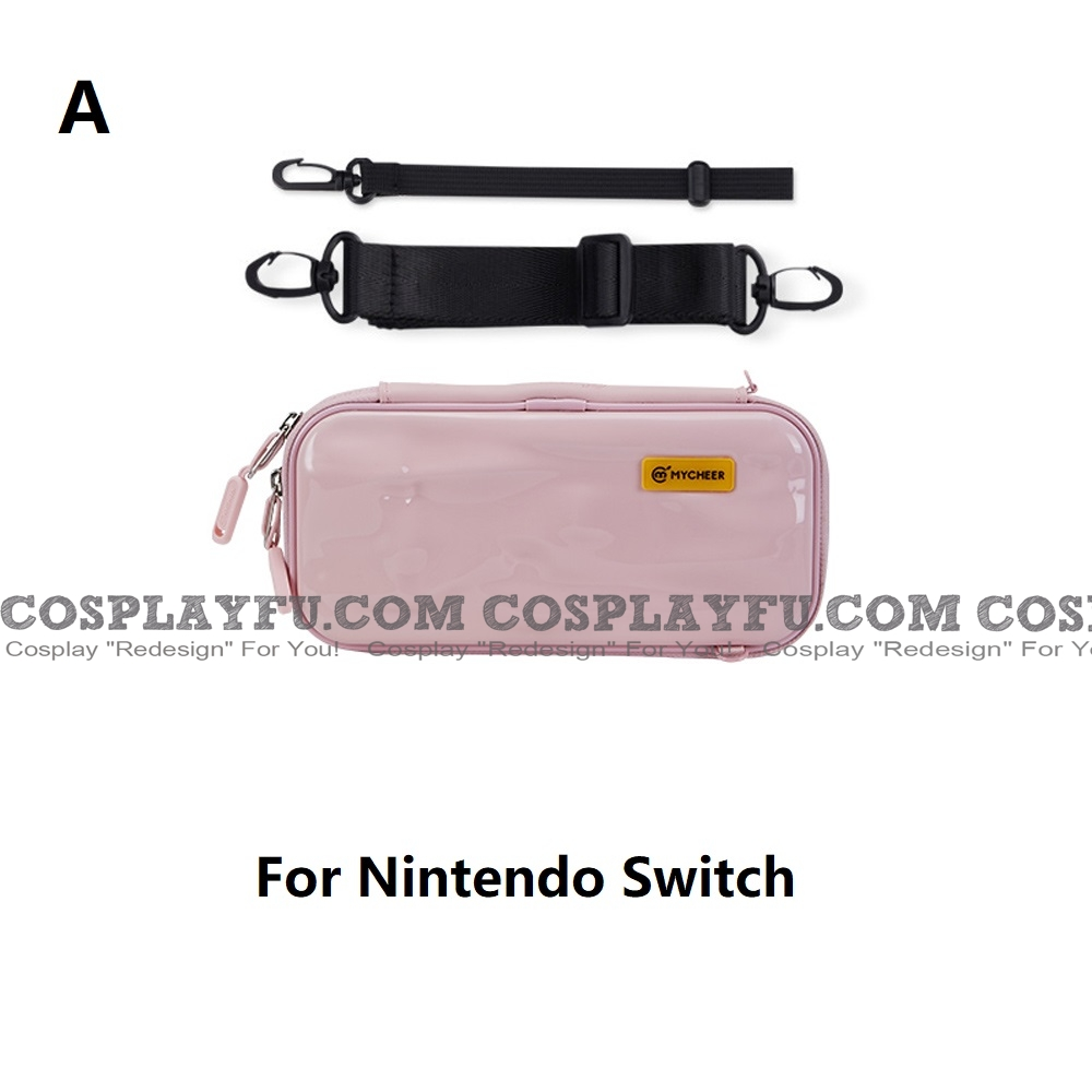 Nintendo Switch And Switch Lite Carrying Case - 8~10 Game Cards Holding (81743)