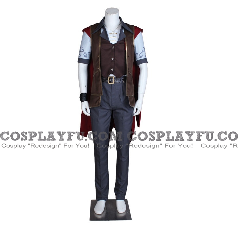 Qrow Branwen Cosplay Costume (Vol. 7) from RWBY