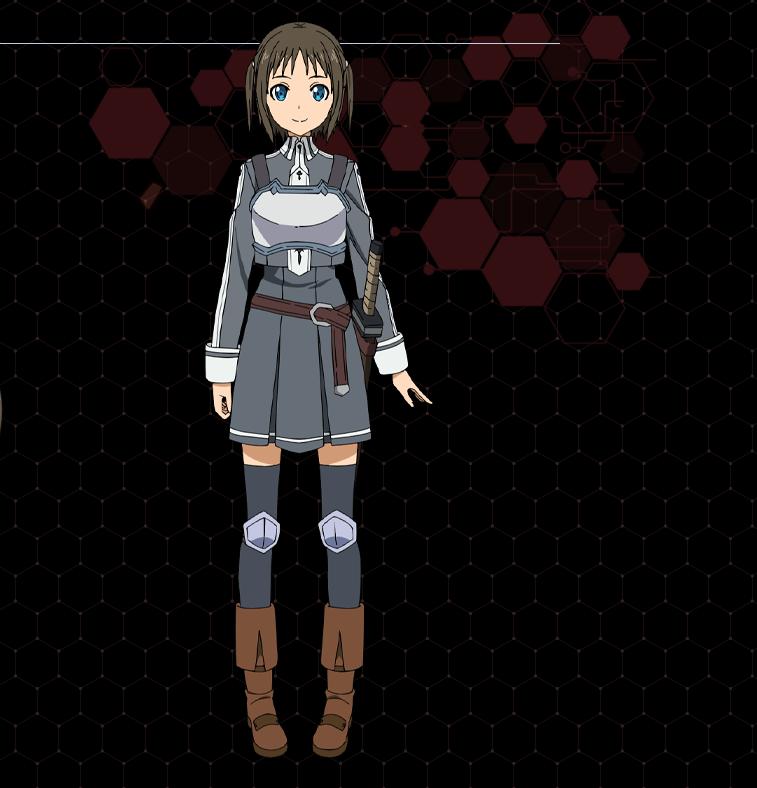 Ronie Arabel Cosplay Costume (Sword Art Online: Alicization) from Sword Art Online