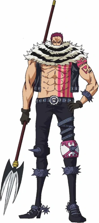 Katakuri Cosplay Costume from One Piece