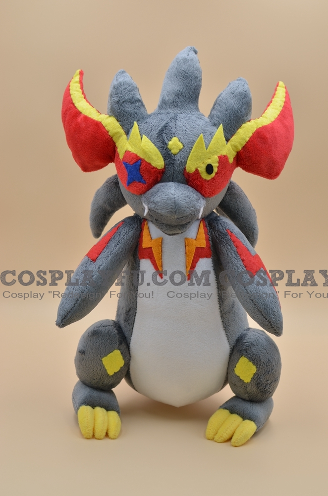 Abygale SD Plush from Future Card Buddyfight