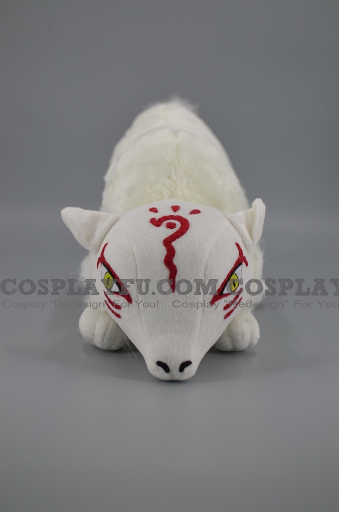 Madara Plush from Natsume's Book of Friends