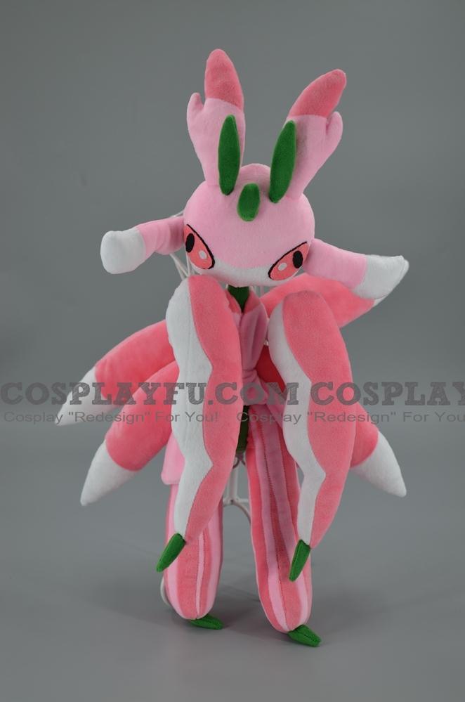 Pokemon Lurantis peluche
