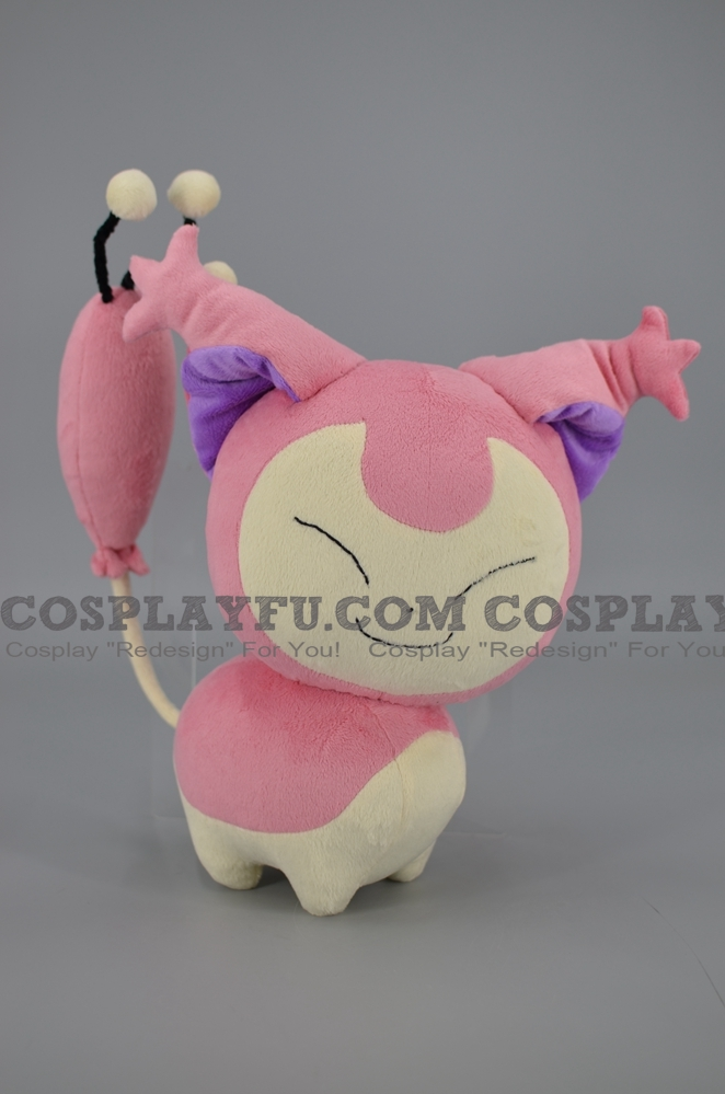 Skitty Plush from Pokemon
