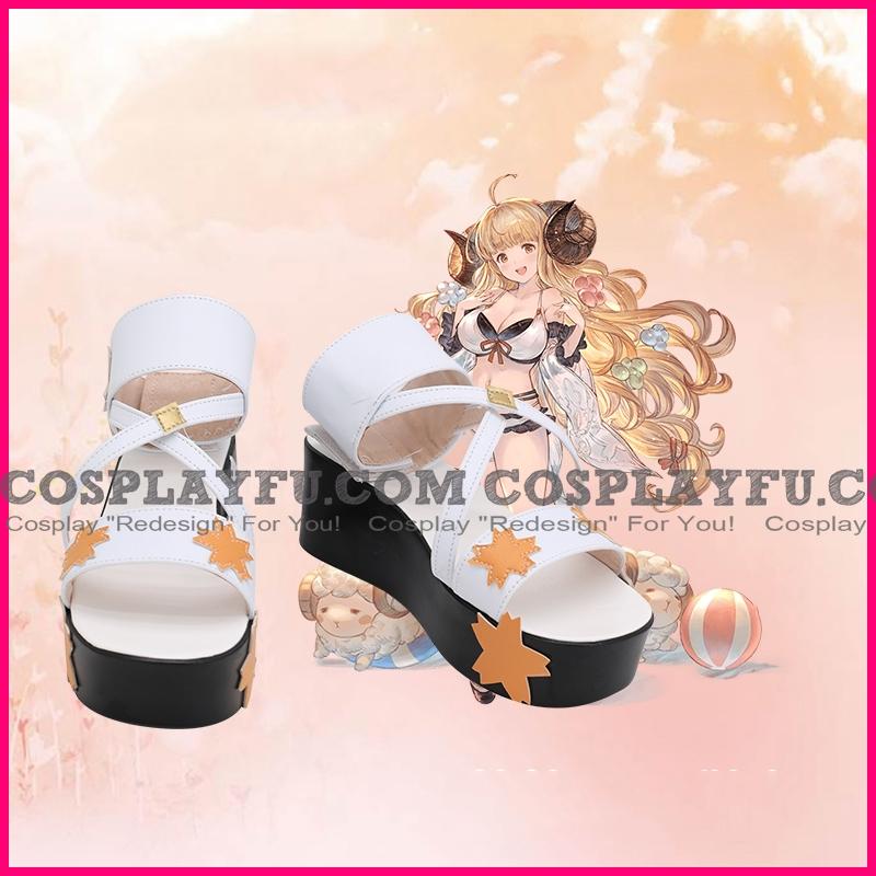 Anila Shoes from Granblue Fantasy