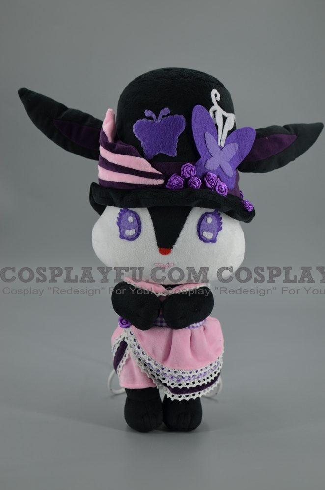 Luea Plush from Jewelpet: Magical Change
