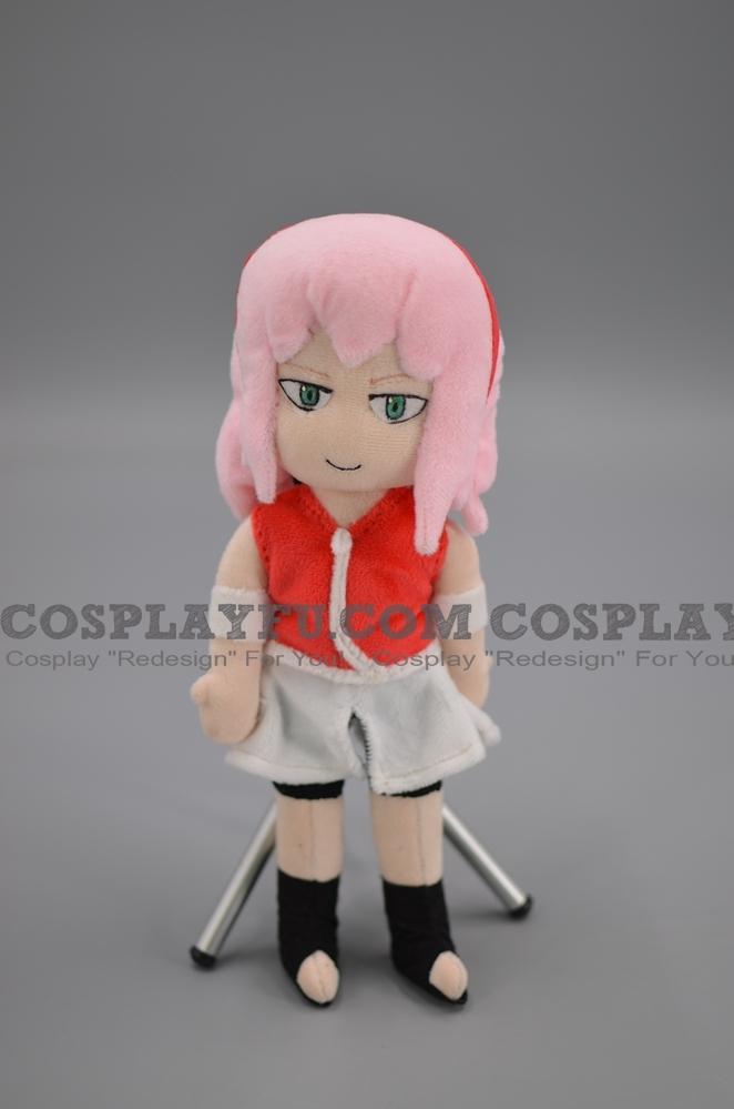 Sakura Haruno Plush from Naruto