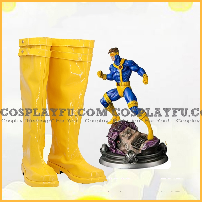 Wolverine Shoes (A859) from X-Men