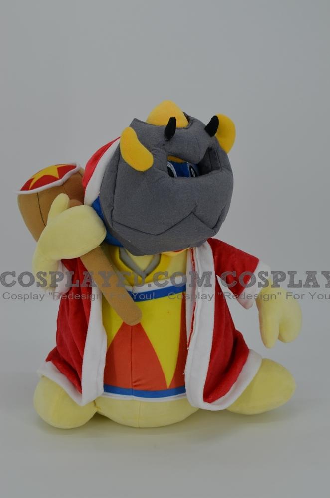 King Dedede Plush (Masked Dedede) from Kirby