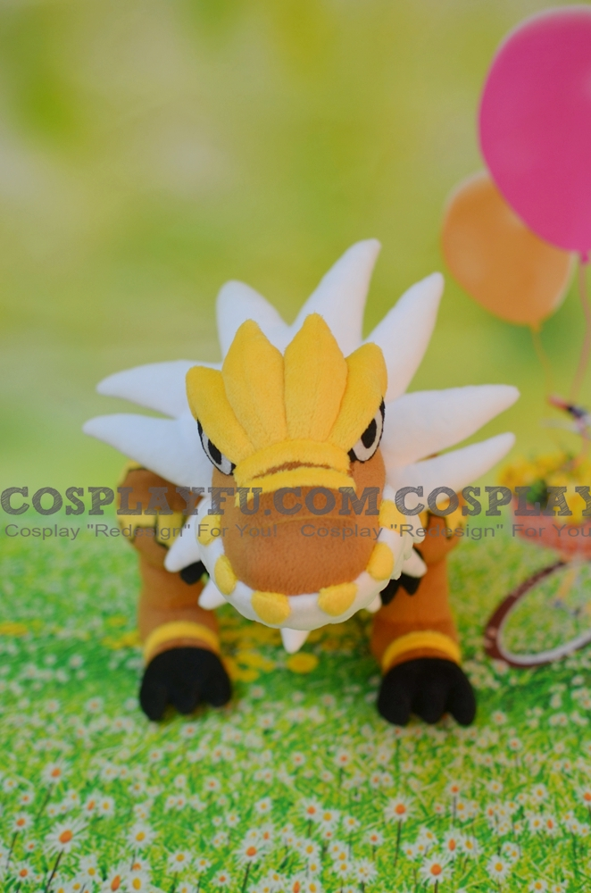 Tyrantrum Plush from Pokemon