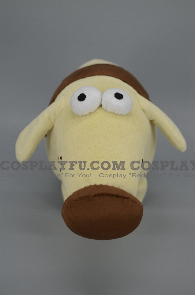 Diogee Plush from Milo Murphy's Law