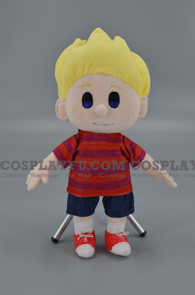 Lucas Plush Plushie from Mother 3