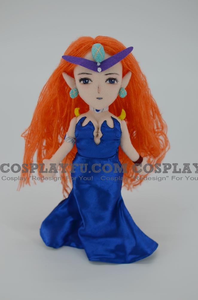 Queen Beryl Plush from Sailor Moon