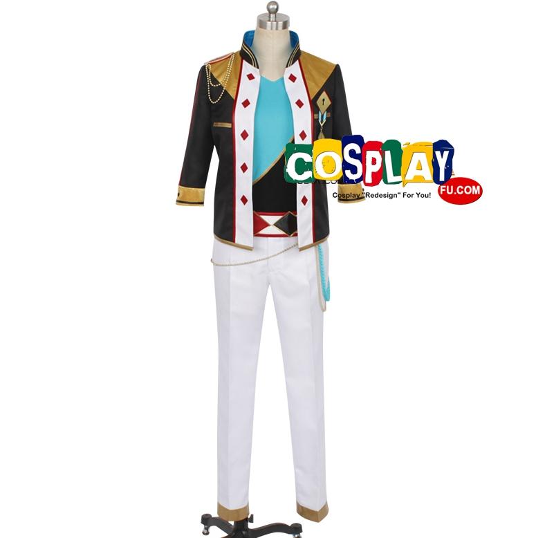 Tatsumi Cosplay Costume (ALKALOID Uniform) from Ensemble Stars