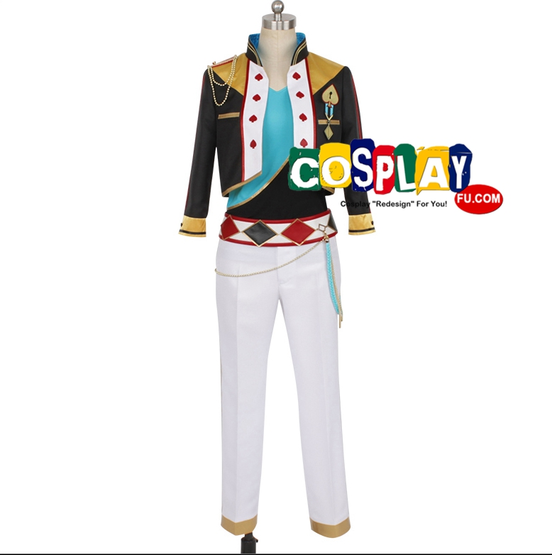 Hiiro Cosplay Costume (ALKALOID Uniform) from Ensemble Stars
