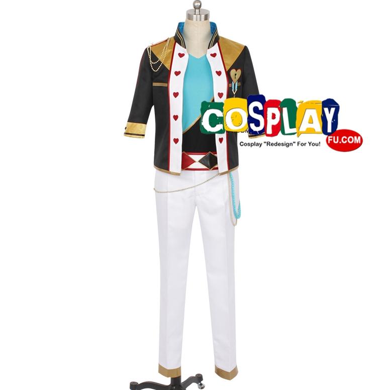 Aira Cosplay Costume (ALKALOID Uniform) from Ensemble Stars