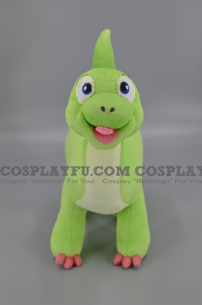 Dink The Little Dinosaur Dink peluche