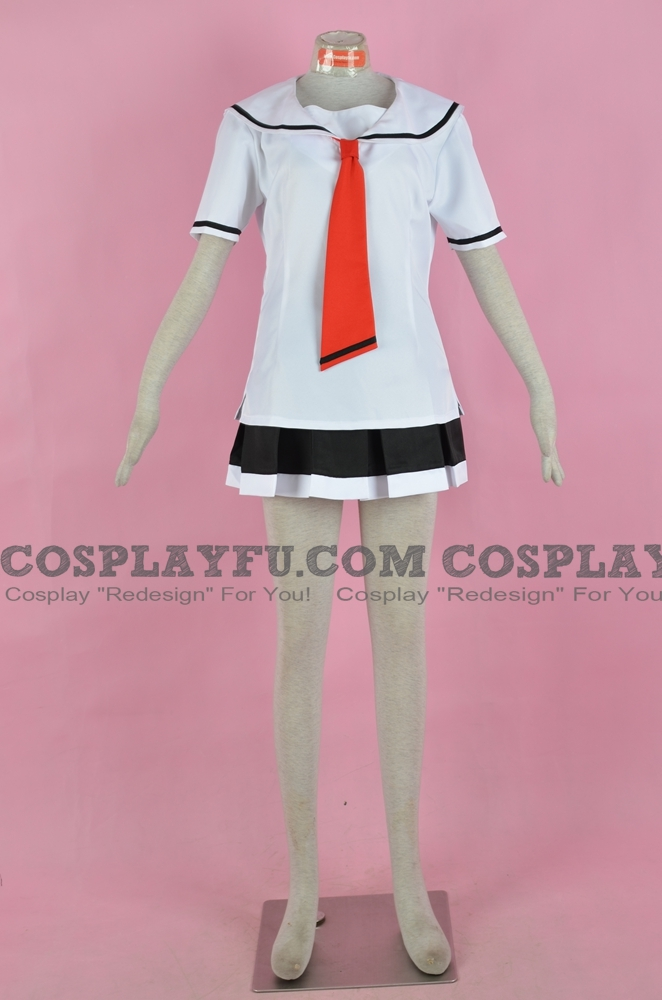 Sakura Cosplay Costume (Summer Uniform) from Cardcaptor Sakura