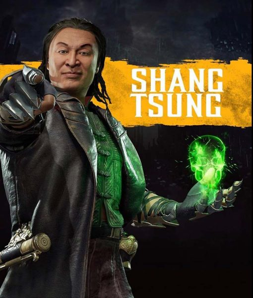 Shang Cosplay Costume from Mortal Kombat 11