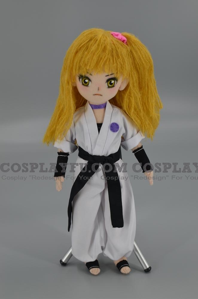 Mahiru Kasumi Plush from Aikatsu Stars!