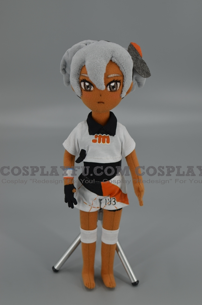 Bea Plush from Pokemon Sword and Shield