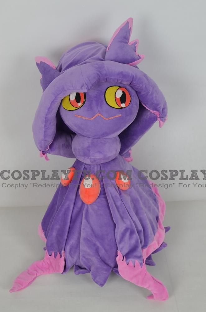 Mismagius Plush from Pokemon