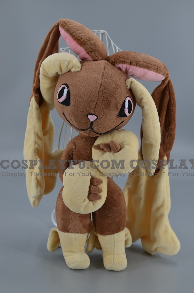 Lopunny Plush from Pokemon