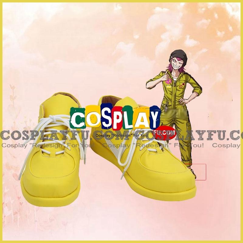 Kazuichi Soda Shoes from Danganronpa