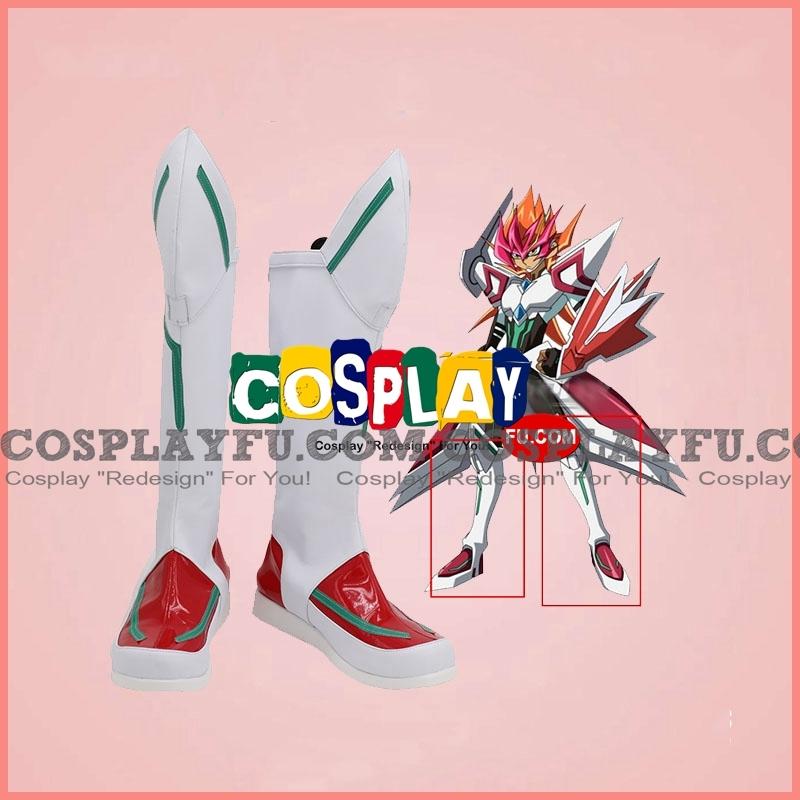 Yuma Tsukumo Shoes from Yu-Gi-Oh! Zexal