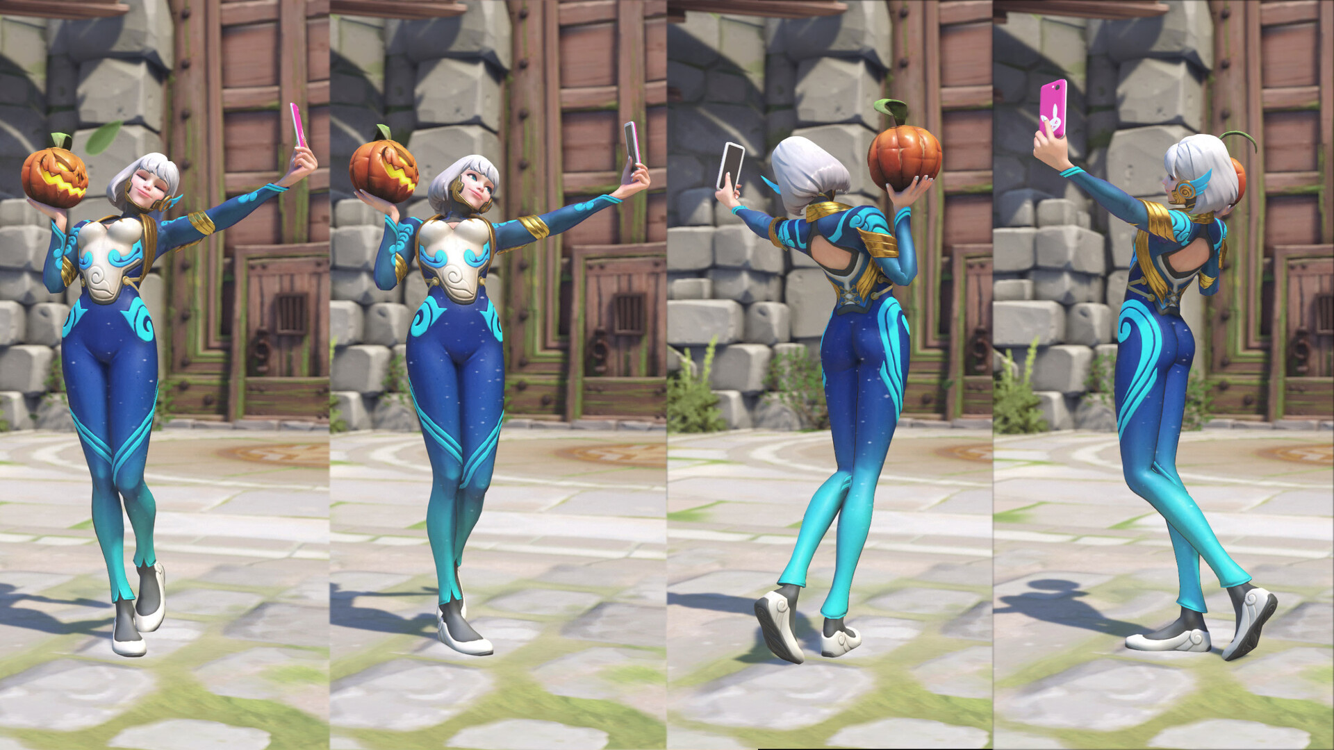 D.Va Cosplay Costume (All Star) from Overwatch