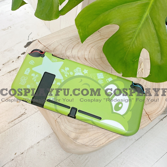 Green Turtle Switch and Lite Shell Protection Cover