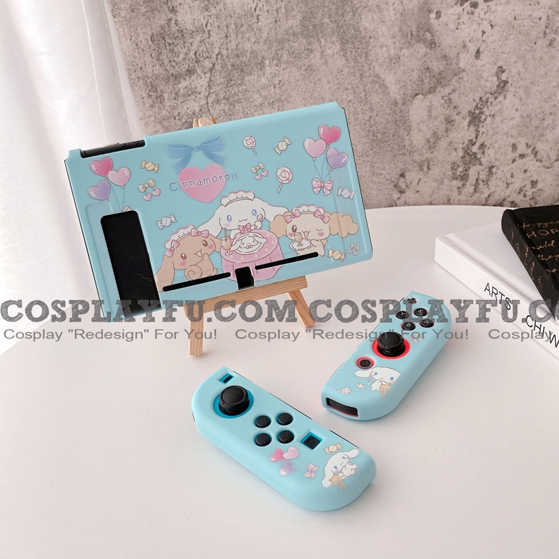Blue Cinnamoroll Switch Shell Protection Cover (83955)