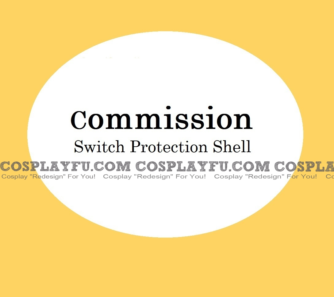 Commission Nintendo Switch Protection Cover - TPU