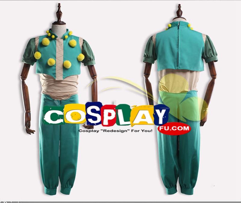Illumi Cosplay Costume from Hunter X Hunter