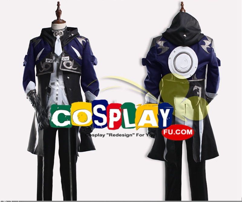 Alphinaud Cosplay Costume (2nd) from Final Fantasy XIV