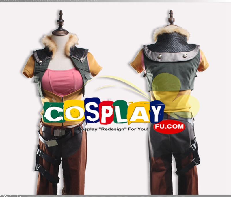 Lilith Cosplay Costume from Borderlands
