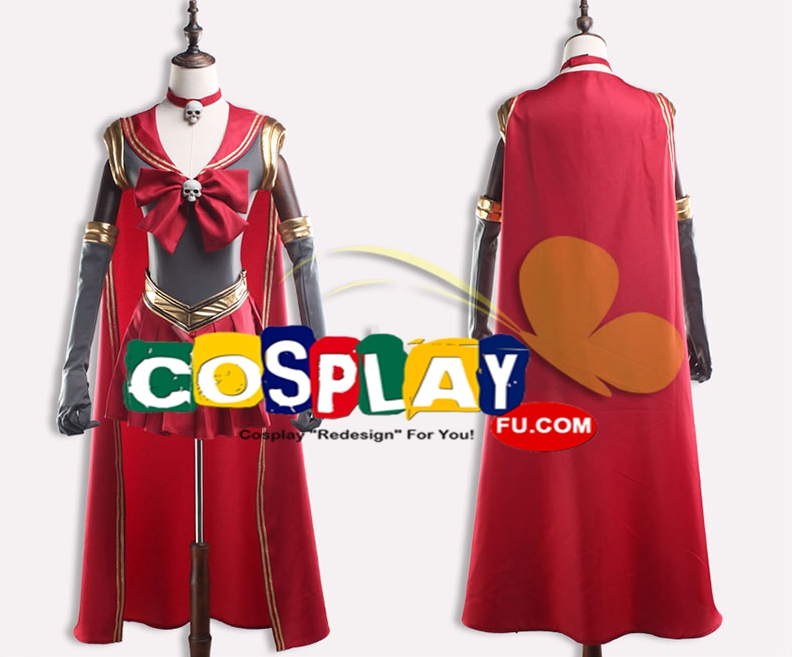 Ereshkigal Cosplay Costume (2134) from Fate Grand Order