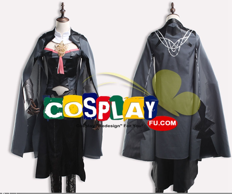 Byleth Cosplay Costume (Female) from Fire Emblem Three Houses