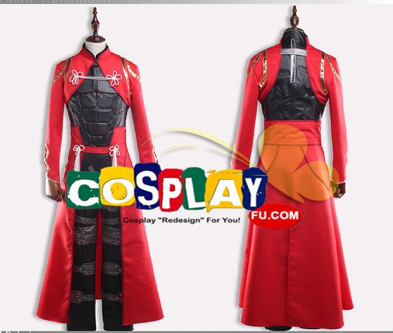 Fate stay night Shiro Emiya Costume