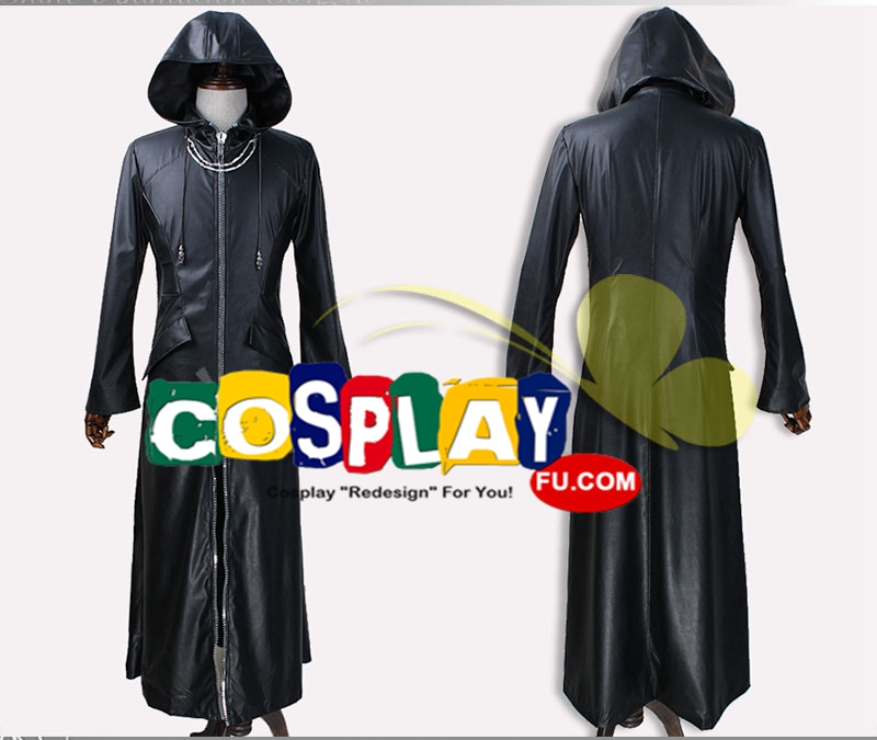 Xigbar Cosplay Costume from Kingdom Hearts