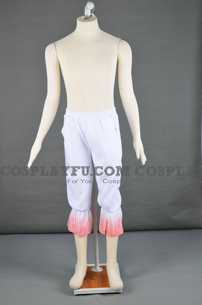 Zhou Yu Cosplay Costume (Pants Only 2nd) from Dynasty Warriors 9