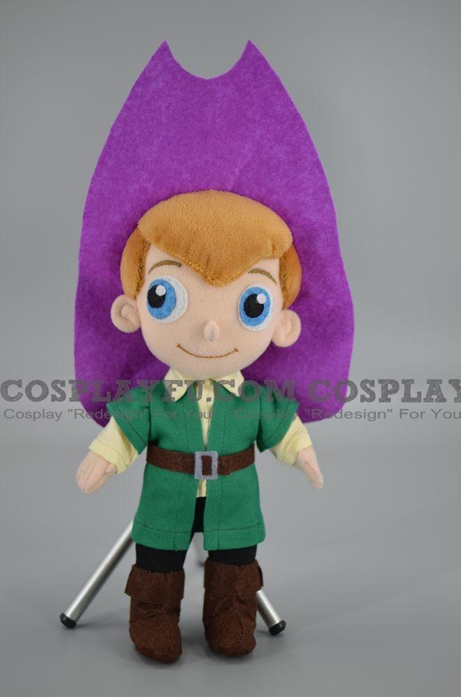 Peter Pan Michael Darling Plüsch