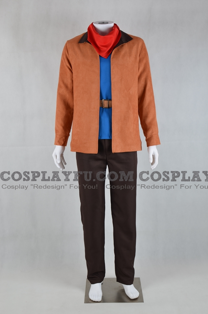 Merlin Cosplay Costume (Colin Morgan) from Merlin