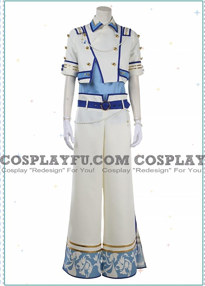 Arashi Cosplay Costume (Dreaming Lady) from Ensemble Stars