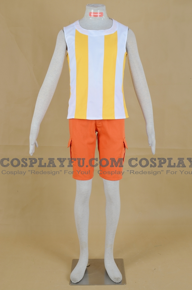 Chopper Cosplay Costume (Time Skip) from One Piece