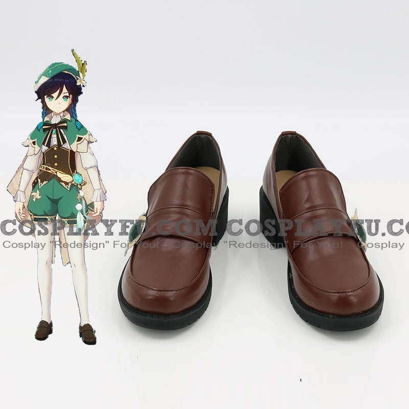 Venti Shoes (2nd) from Genshin Impact