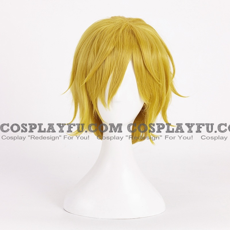 Sanji Wig (Blonde) from One Piece